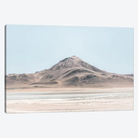 Landscapes Raw 5 Salar de Uyuni, Bolivia Canvas Print #NIA48} by Joe Mania Art Print