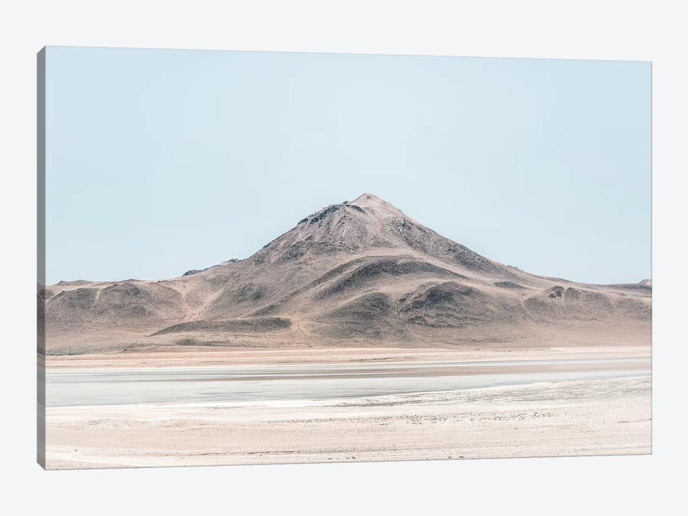 Landscapes Raw 5 Salar de Uyuni, Bolivia by Joe Mania 1-piece Canvas Print