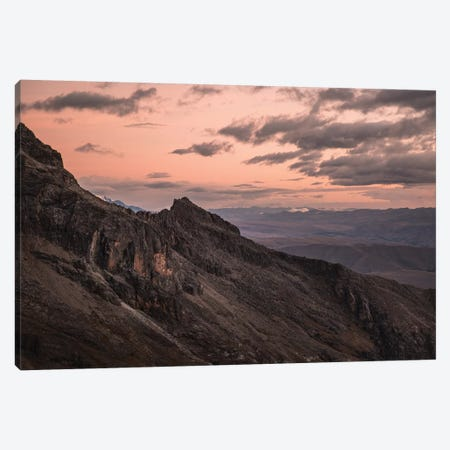 Landscapes Raw 7 Huaraz, Colombia Canvas Print #NIA53} by Joe Mania Canvas Art