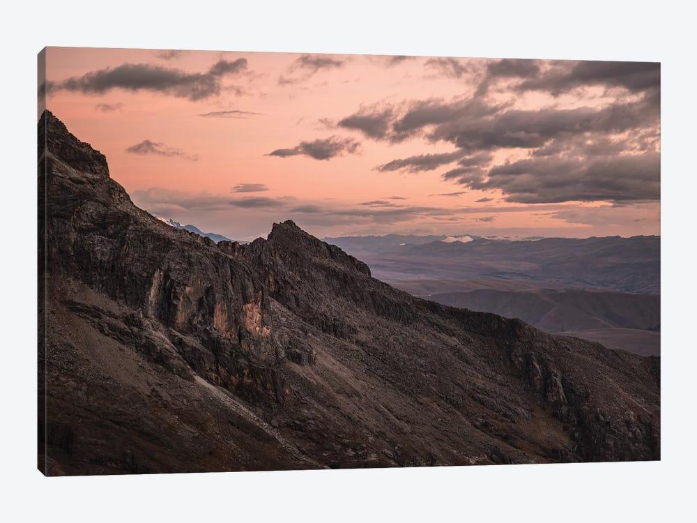 Landscapes Raw 7 Huaraz, Colombia by Joe Mania 1-piece Canvas Art Print