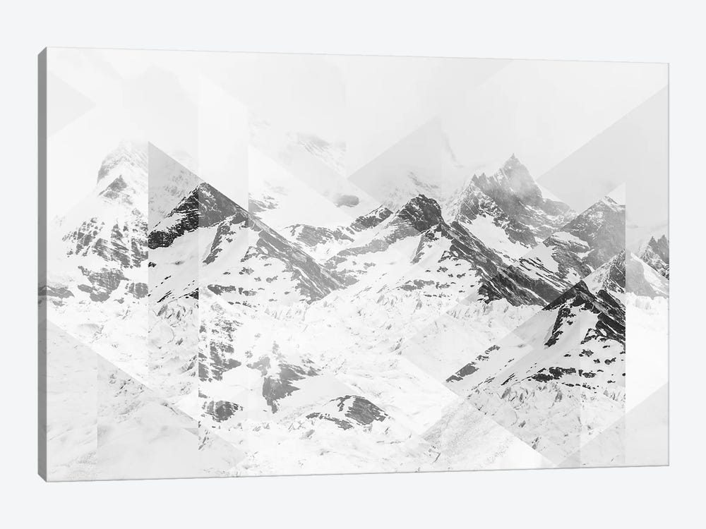 Landscapes Scattered 1 Perito Moreno by Joe Mania 1-piece Art Print