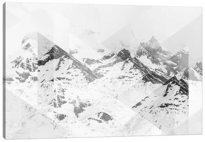 Landscapes Scattered 1 Perito Moreno Canvas Art Print