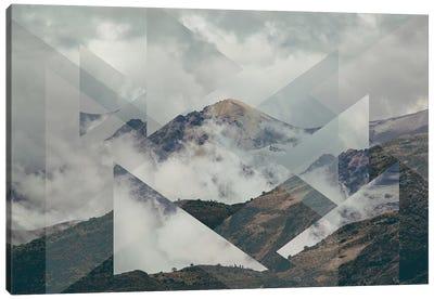 Landscapes Scattered 2 Nevado del Ruiz Canvas Art Print