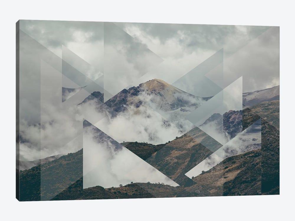 Landscapes Scattered 2 Nevado del Ruiz by Joe Mania 1-piece Canvas Print