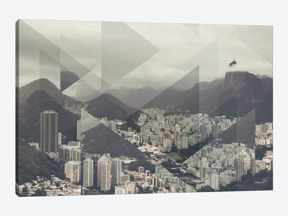 Landscapes Scattered 2 Pan de Azucar by Joe Mania 1-piece Canvas Artwork