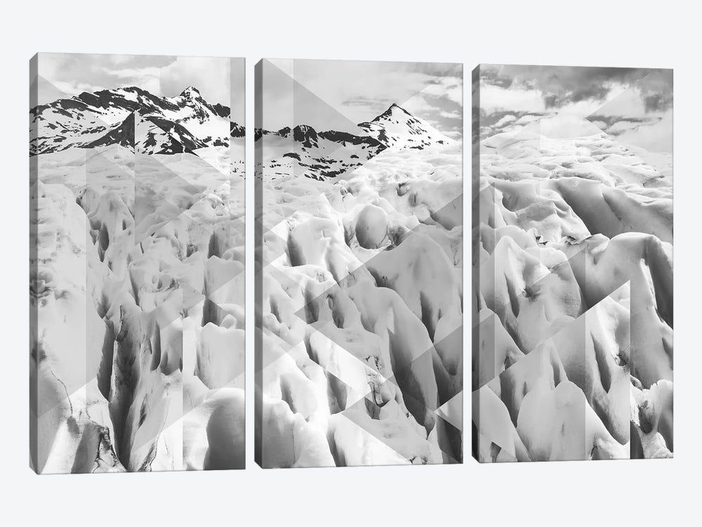 Landscapes Scattered 2 Perito Moreno by Joe Mania 3-piece Art Print
