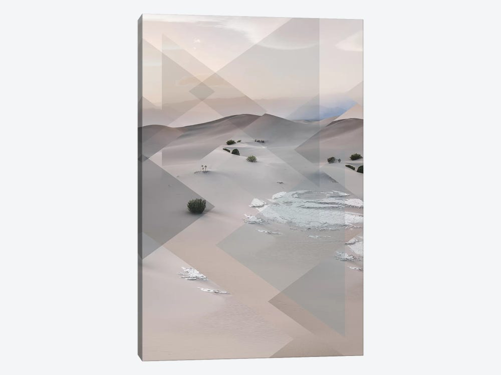 Landscapes Scattered 3 Death Valley by Joe Mania 1-piece Canvas Wall Art