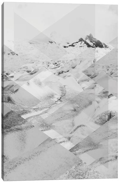 Landscapes Scattered 3 Perito Moreno Canvas Art Print