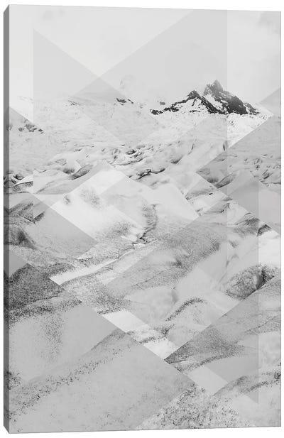 Landscapes Scattered 3 Perito Moreno Canvas Art Print