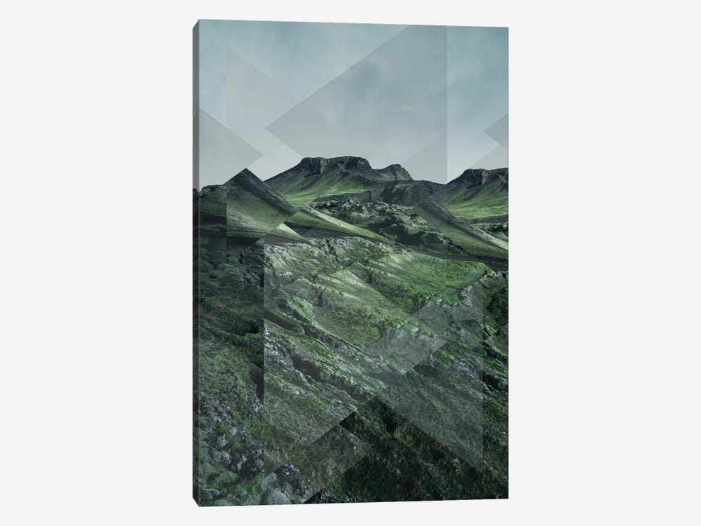 Landscapes Scattered 3 Thorsmörk by Joe Mania 1-piece Canvas Art Print