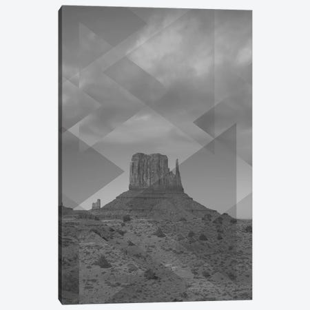 Landscapes Scattered 4 Monument Valley Canvas Print #NIA70} by Joe Mania Canvas Art