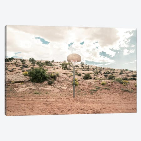 Streetball Courts 1 Arizona, USA Canvas Print #NIA95} by Joe Mania Canvas Art Print
