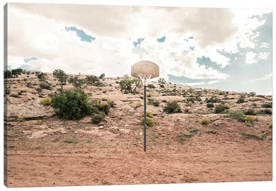 Streetball Courts 1 Arizona, USA Canvas Art Print