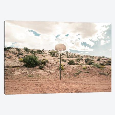 Streetball Courts 1 Arizona, USA Canvas Print #NIA95} by Joe Mania Canvas Art Print