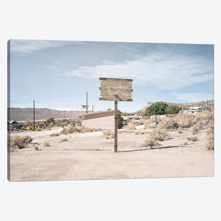 Streetball Courts 2 California, USA Canvas Print #NIA99} by Joe Mania Canvas Artwork