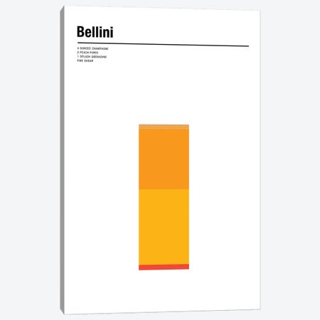 Bellini Canvas Print #NIB29} by Nick Barclay Canvas Wall Art