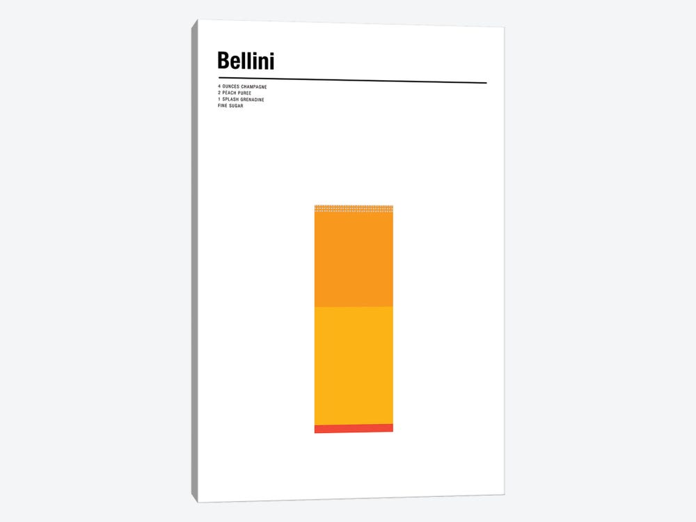 Bellini by Nick Barclay 1-piece Canvas Artwork