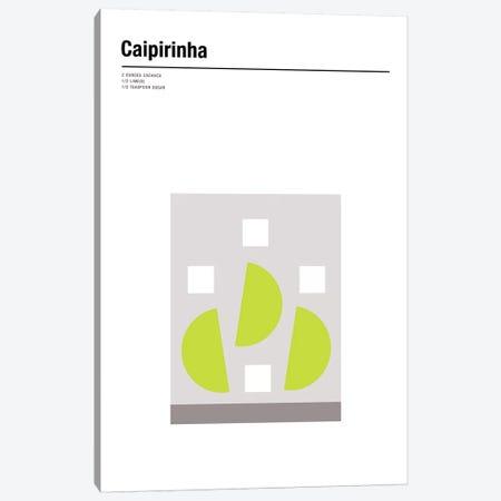 Caipirinha Canvas Print #NIB31} by Nick Barclay Art Print