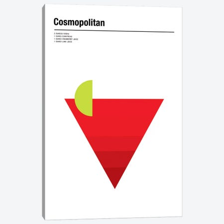 Cosmopolitan Canvas Print #NIB32} by Nick Barclay Canvas Art Print