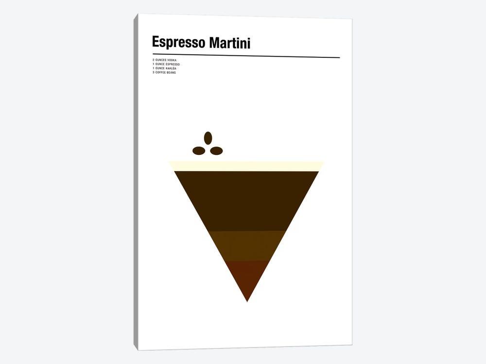 Espresso Martini by Nick Barclay 1-piece Canvas Wall Art
