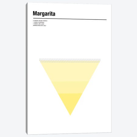 Margarita Canvas Print #NIB37} by Nick Barclay Canvas Art