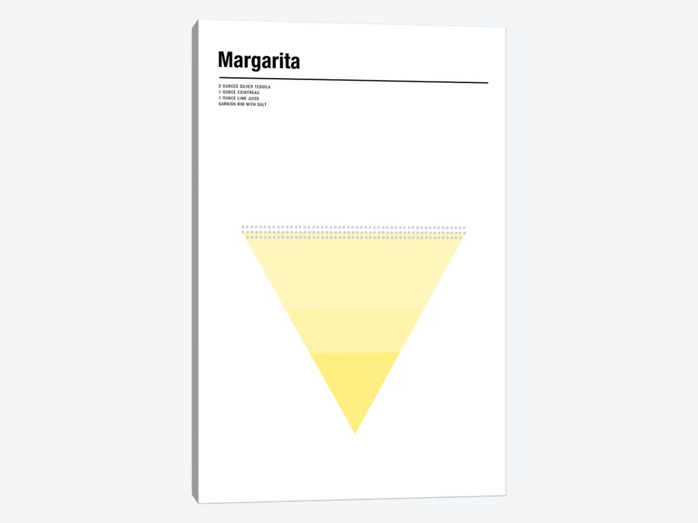 Margarita by Nick Barclay 1-piece Art Print