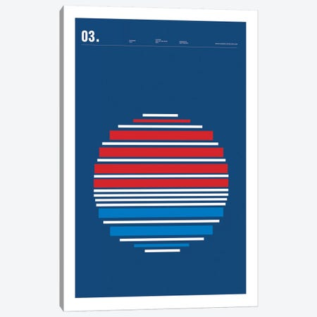 Pepsi Canvas Print #NIB45} by Nick Barclay Canvas Art Print