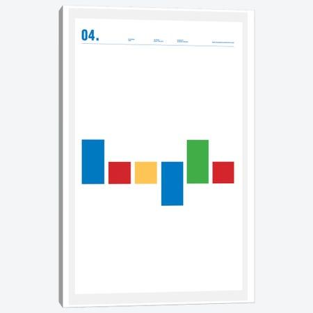 Google Canvas Print #NIB46} by Nick Barclay Art Print