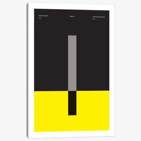 Kill Bill Canvas Print #NIB58} by Nick Barclay Canvas Art Print