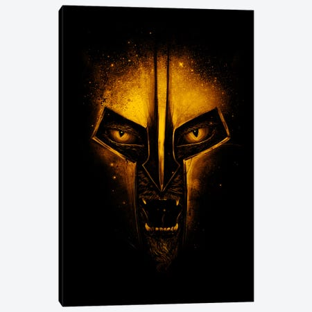 The Protector Canvas Print #NID103} by Nicebleed Canvas Artwork