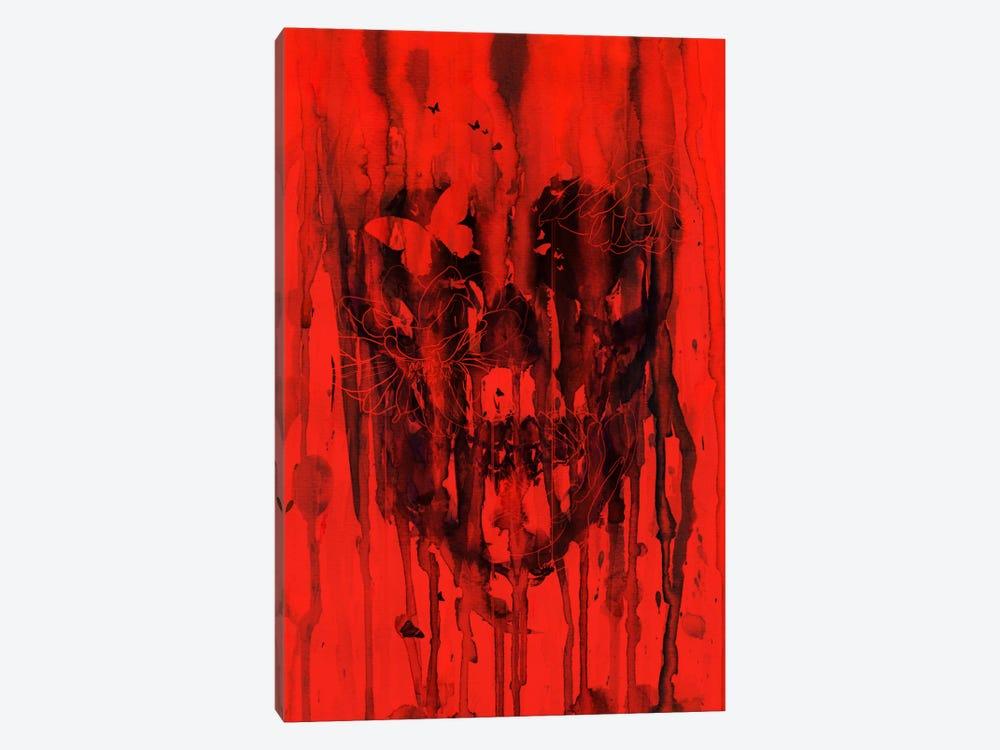 Birth Of Oblivion Red I by Nicebleed 1-piece Art Print