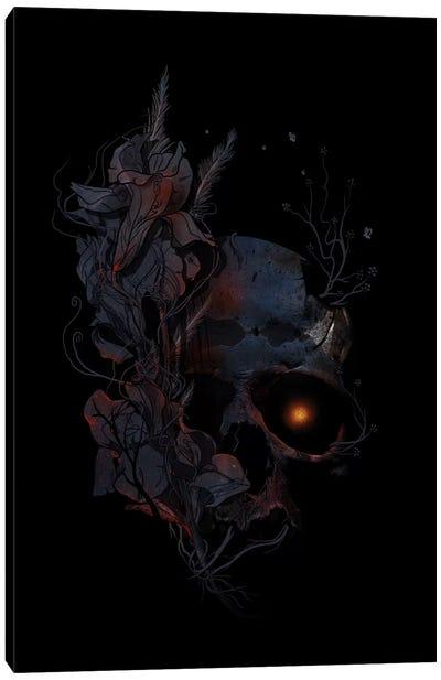 Deathblooms Canvas Art Print