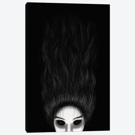 Haunted Canvas Print #NID125} by Nicebleed Canvas Print