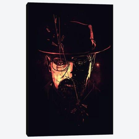 Heisenberg Canvas Print #NID126} by Nicebleed Art Print