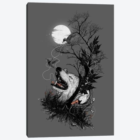 Hide Canvas Print #NID127} by Nicebleed Canvas Art Print