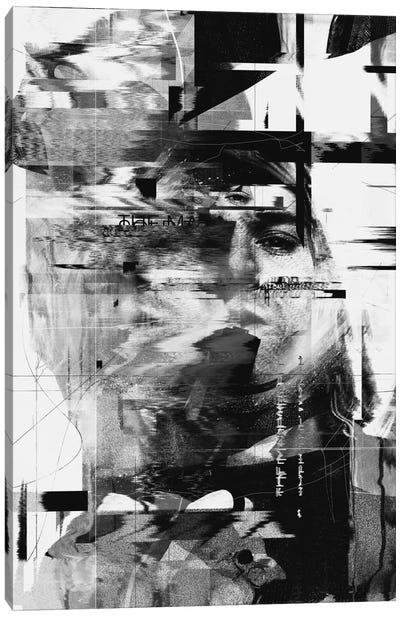 Kurt Cobain Canvas Print #NID133