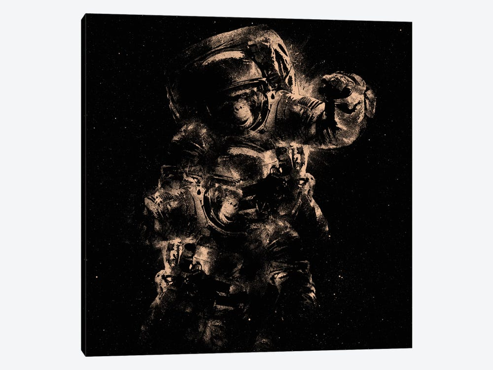 Lost In Space by Nicebleed 1-piece Canvas Artwork