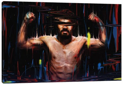 Manny Pacquiao Canvas Art Print