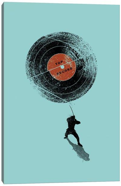 Record Breaker Canvas Print #NID146