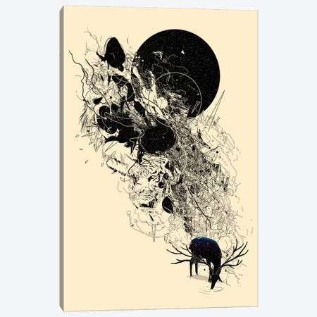 Saferwaters Canvas Print #NID148} by Nicebleed Canvas Art