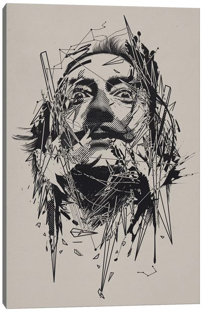 Dali Canvas Art Print