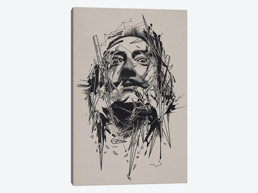 Dali by Nicebleed 1-piece Canvas Wall Art