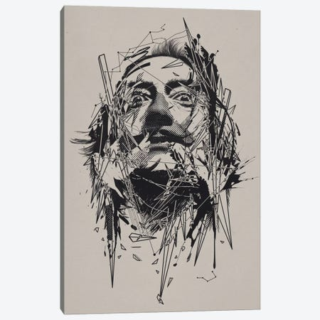 Dali Canvas Print #NID14} by Nicebleed Canvas Artwork