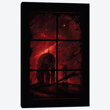 The Otherside Canvas Print #NID154} by Nicebleed Canvas Art