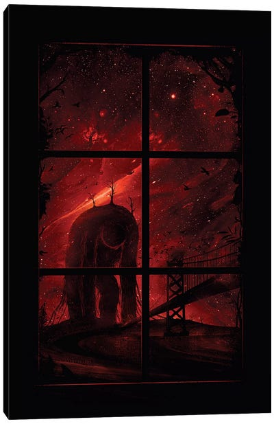 The Otherside Canvas Art Print