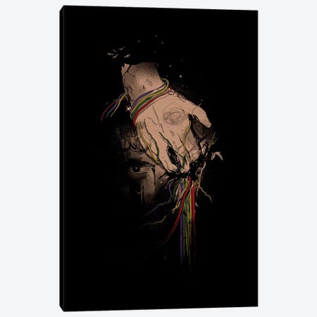 The Terror Canvas Print #NID155} by Nicebleed Canvas Wall Art