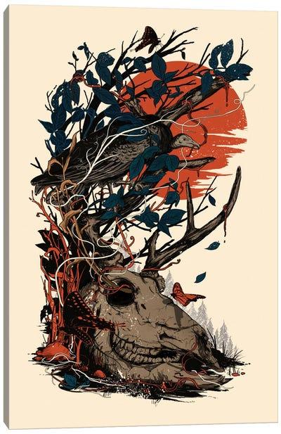 Dominate Canvas Print #NID15