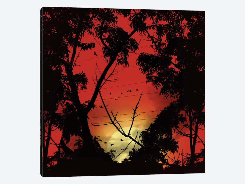 Before Sunset by Nicebleed 1-piece Canvas Wall Art