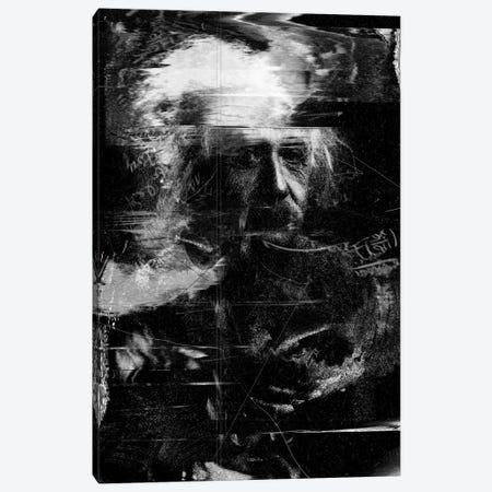 Einstein Canvas Print #NID17} by Nicebleed Canvas Art