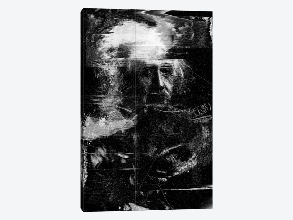 Einstein by Nicebleed 1-piece Canvas Print
